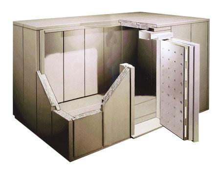 Chambre forte - Optema 180/180 S Fichet-Bauche - Coffre Clés Favre SA