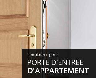 1a733dd4535 Simulateur pour Porte d appartement